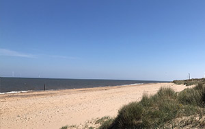Caister Beach | Gallery Photo | Norfolk Breaks