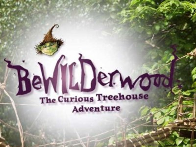 Bewilderwood | Things to do | Caister Beach