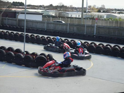 Hemsby Karting | Things to do | Caister Beach