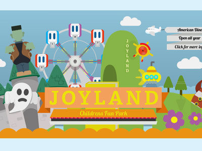 Joyland | Things to do | Caister Beach
