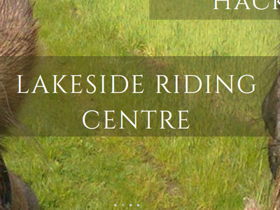 Lakeside Riding Centre | Things to do | Caister Beach