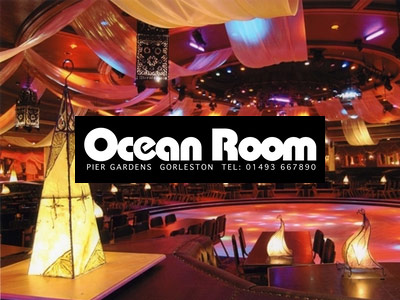 Ocean Room | Things to do | Caister Beach