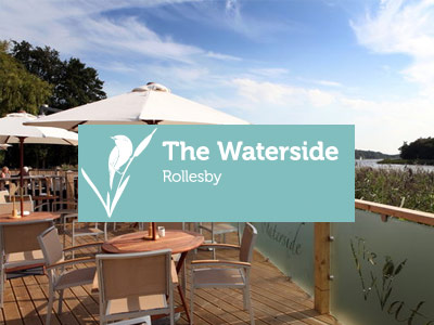 The Water Side | Things to do | Caister Beach